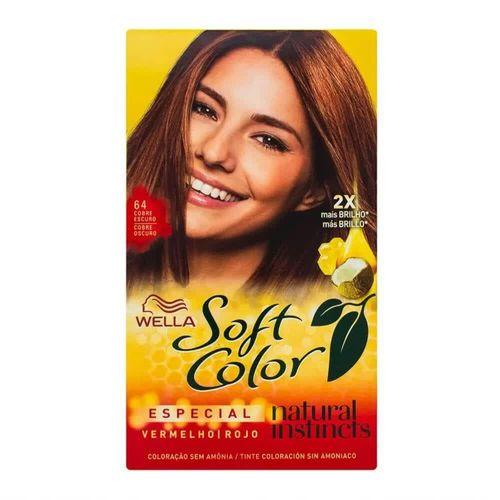 Kit-Tintura-Soft-Color---64-Cobre-Escuro