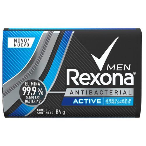 Sabonete-em-Barra-Rexona-Antibacterial-Active-Men-84-g-Fikbella56746