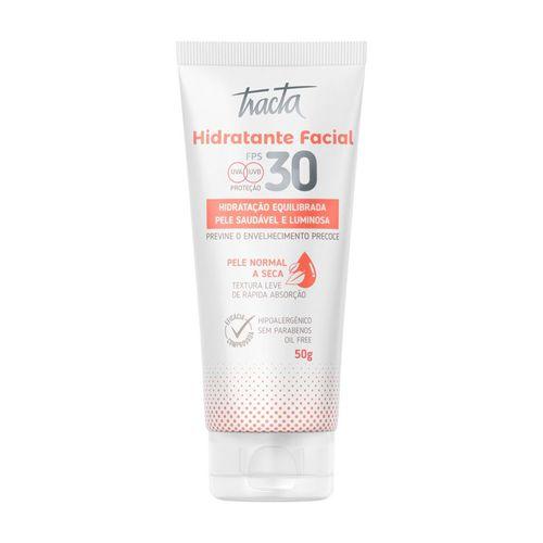 Hidratante-Facial-Tracta-Pele-Normal-Seca-FPS30-50g-Fikbella-0