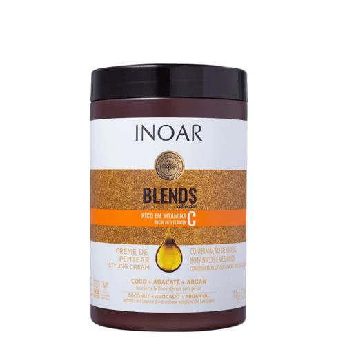 Creme-Pentear-Blends-Inoar-1kg-Fikbella-140340
