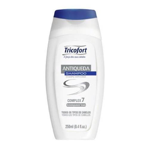 Shampoo-Antiqueda-Tricofort---250ml-Fikbella