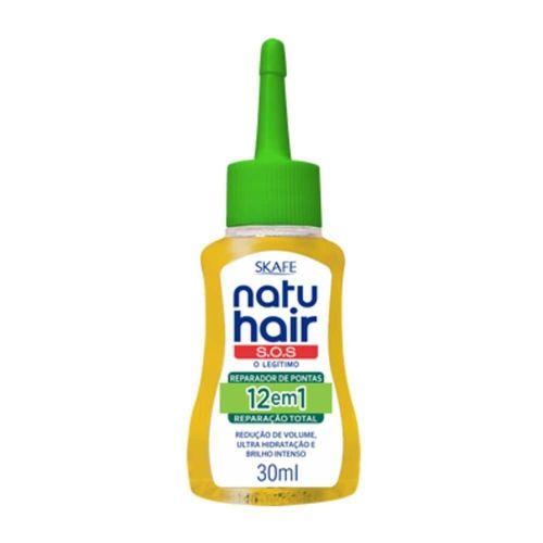 Reparador-de-Pontas-Argan-SOS-12-em-1-Natu-Hair---30ml-Fikbella