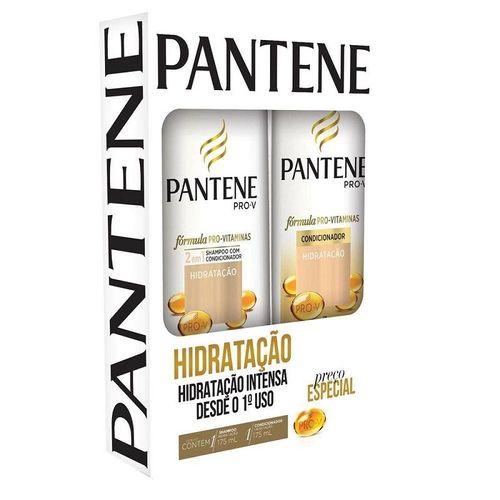 Kit-Shampoo---Condicionador-Hidratacao-Pantene---175ml-Fikbella