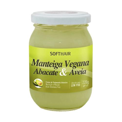 Creme--de-Hidratacao-Manteiga-Abacate-e-Aveia-Soft-Hair---220g-Fikbella