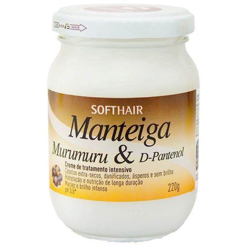 Creme-de-Hidratacao-Manteiga-de-Murumuru-Soft-Hair---220g-Fikbella