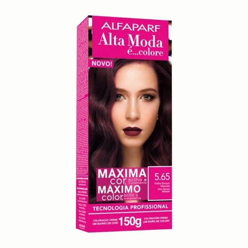 Kit-Tintura-Alta-Moda-5.65-Vinho-Escuro-Marsala-Fikbella