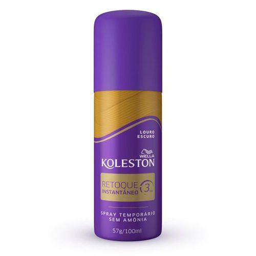 Retoque-Spray-Castanho-Escuro-Koleston---100ml-Fikbella