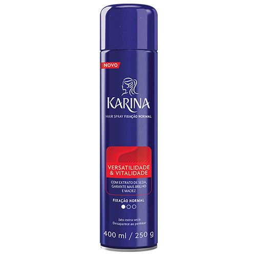 Hair-Spray-Normal-Karina---400ml-Fikebella