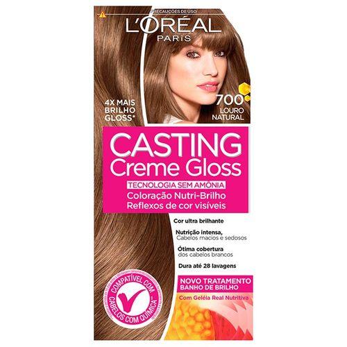 Tintura-Casting-Gloss-Louro-Natural-700-Fikbella