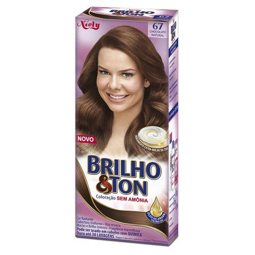 Tintura-Mini-6.7-Chocolate-Natural-Brilho-Ton-Fikbella