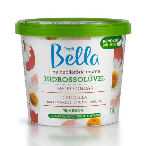 Cera-Depil-Bella-Hidrossoluvel-Camomila---160g-Fikbella