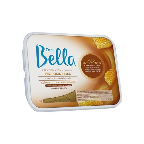 Cera-Depilatoria-Depil-Bella-Propolis-e-Mel---800g-Fikbella