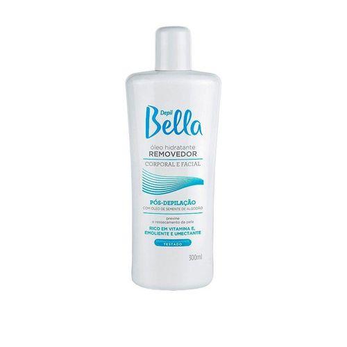 Oleo-Removedor-Hidratante-Semente-de-Algodao-Depil-Bella---300ml-Fikbella