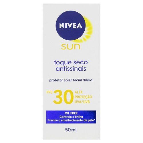 Protetor-Solar-Nivea-Facial-Toque-Seco-FPS30---50ml-Fikbella
