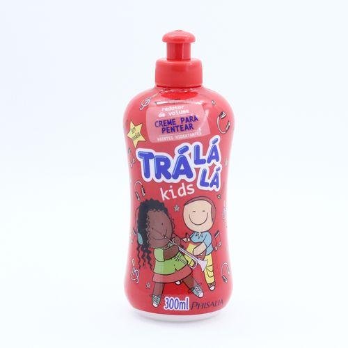 Creme-de-Pentear-Nutri-Kids-Redutor-de-Volume-Tra-La-La---300ml-Fikbella