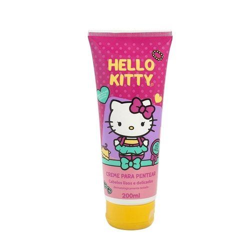 Creme-de-Pentear-Hello-Kitty-Lisos-e-Delicados---260ml-Fikbella