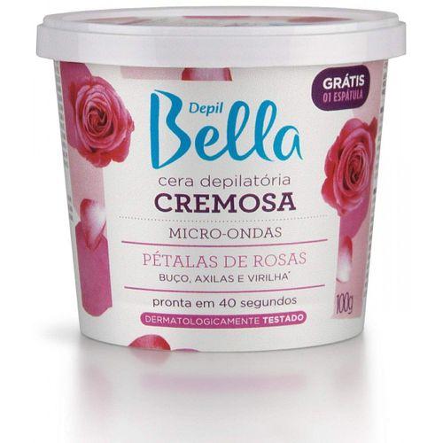 Cera-Microondas-Depil-Bella-Petalas-de-Rosa---100g-fikbella