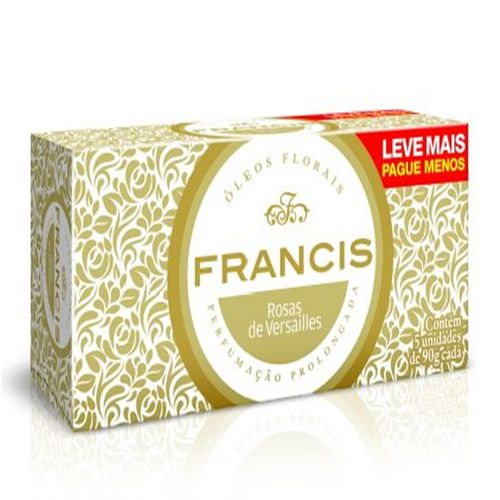 Kit-Sabonete-em-Barra-Francis-Classico-Branco-C-5un---90g-Fikbella