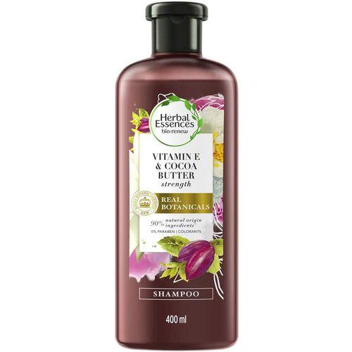 Shampoo-Essences-Bio-Renew-Vitamina-E---Cocoa-Butter---400ml-fikbela