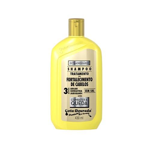 Shampoo-Extraordinario-Gota-Dourada---430ml-fikbella