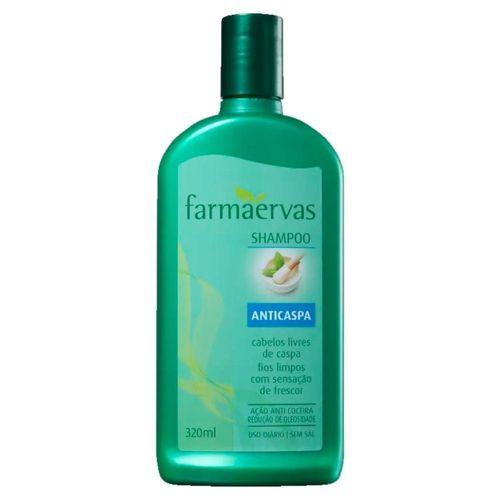 Shampoo-Anticaspa-Farma-Ervas---320ml-Fikbella