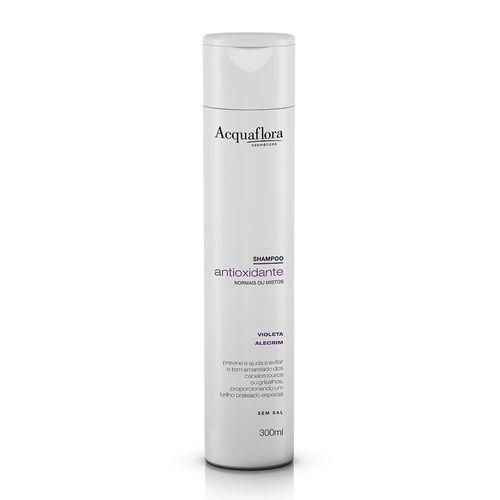 Shampoo-Antioxidante-Normais-Acquaflora---300ml-Fikbella