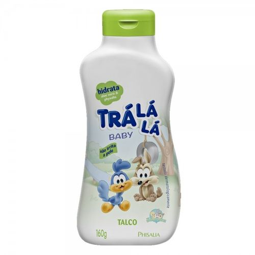Talco-Baby-Hidrata-Tra-La-La---160g