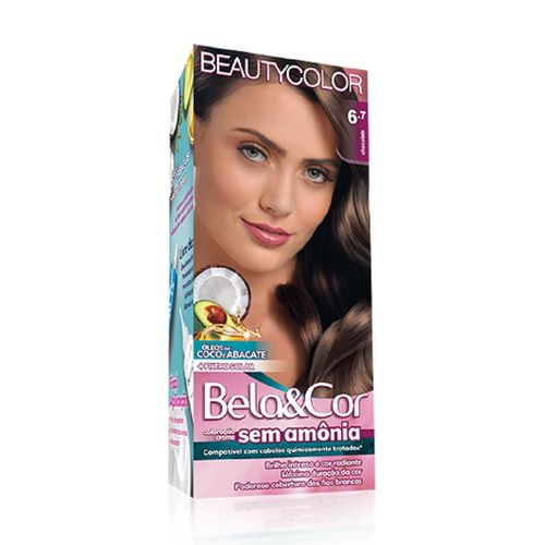 Kit-Coloracao-Creme-Bela-Cor---6.7-Chocolate-Fikbella