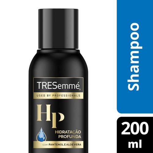 Shampoo Tresemmé Hidratação Profunda - 200ml