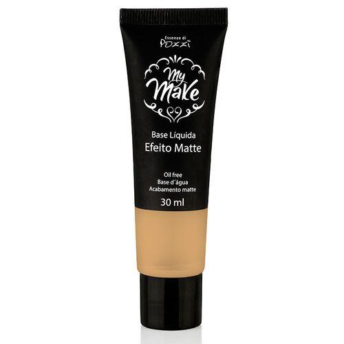Base-Liquida-Matte-My-Make-Pozzi-Bronze---Bege-150-fIKBELLA