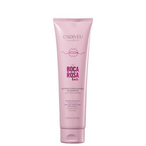 Proteina-Condicionante-de-Quartzo-Cadiveu---Boca-Rosa-Hair---150ml-Fikbella