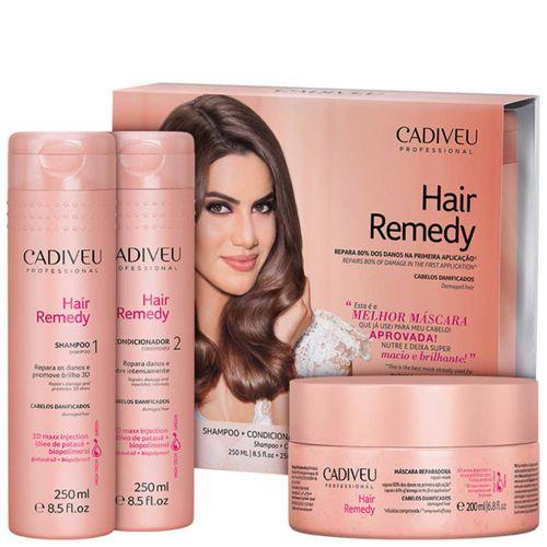 Kit-Shampoo-250ml---Condicionador-250ml---Mascara-200ml-Remedy-Cadiveu-fikbella-75615