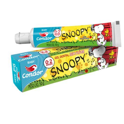 Gel-Dental-Sem-Fluor-Snoopy-Baby-Condor---50g-fikbella-145951
