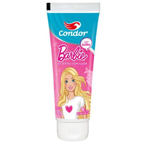 Gel-Dental-Infantil-Barbie-Condor---100g-fikbella-145961