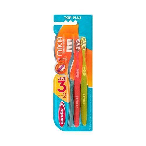 Kit-Escova-Dental-Top-Plus-Condor---Leve-3-Pague-2-fikbella-145956