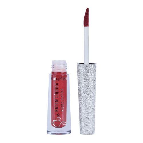 Batom-Liquido-Kisses-Glitter-366-Ruby-Rose---21ml-fikbella-145631-1-