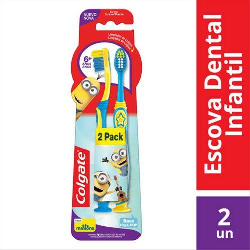 Kit-Escova-Dental-Smile-Minions-Colgate---2-unidades-fikbella-146086-1-