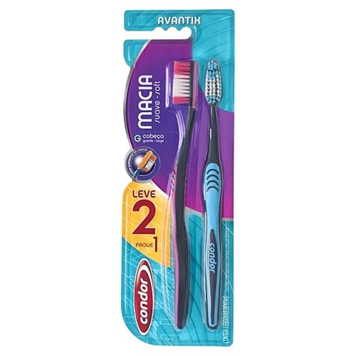 Kit-Escova-Dental-Avantix-Condor---Leve-2-Pague-1-fikbella-145959
