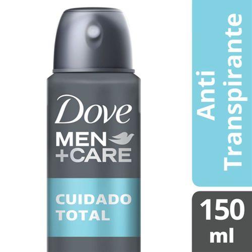 Desodorante Aerosol Dove Cuidado Total - 150ml