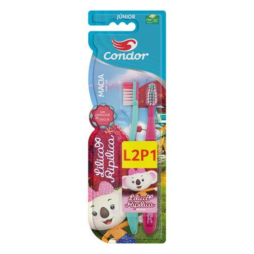 Kit-Escova-Dental-Kids-Lilica-Ripilica-Condor---Leve-2-Pague--Fikbella-475964