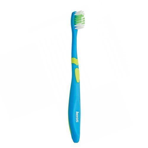 Escova-Dental-Infantil-Basic-Pets-Kess---Cores-Sortidas-Fikbella