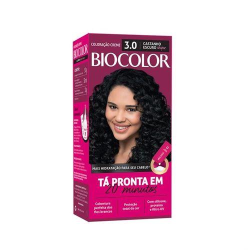Kit-Coloracao-Creme-Biocolor---Castanho-Escuro-Chique-3.0-fikbella-1-