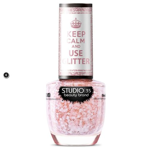 Esmalte-Use-Glitter--FlocosdeNeve-Studio-35---9ml-fikbella--1-