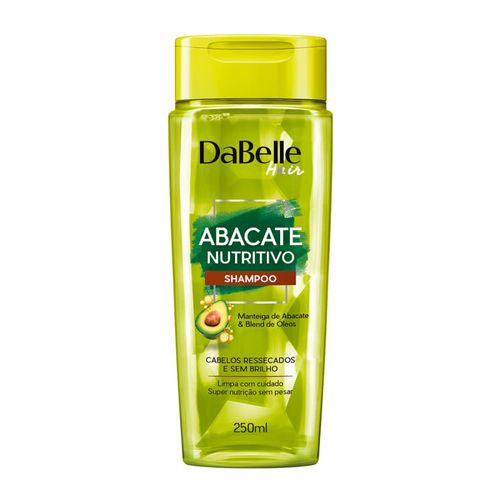 Shampoo-Abacate-Nutritivo-Dabelle---250ml-fikbella-1-