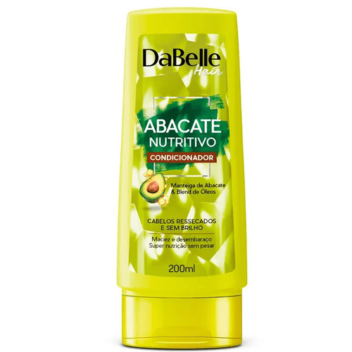 Condicionador-Abacate-Nutritivo-Dabelle---200ml-fikbella