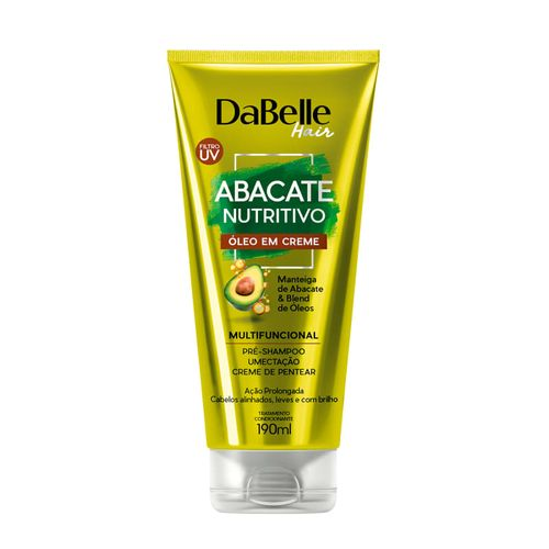 Oleo-em-Creme-Abacate-Nutritivo-Dabelle---190ml-fikbella-1-