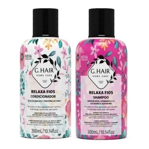 Kit-Shampoo---Condicionador-Relaxa-Fios-G-Hair---300ml-fikbella--1-
