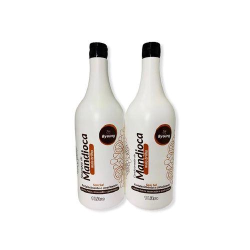 Kit-Shampoo---Condicionador-Mandioca-Byoung---1L-fikbella