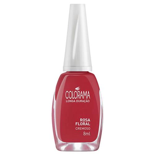 Esmalte-Colorama-Cremoso-Rosa-Floral---8ml-fikbella