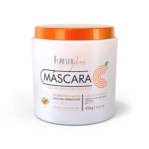 Mascara-Rejuvenescedora-Vitamina-C-Forever-Liss---450g-fikbella